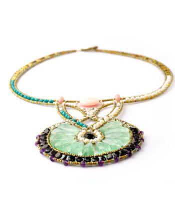 Handmade Necklace Damigella