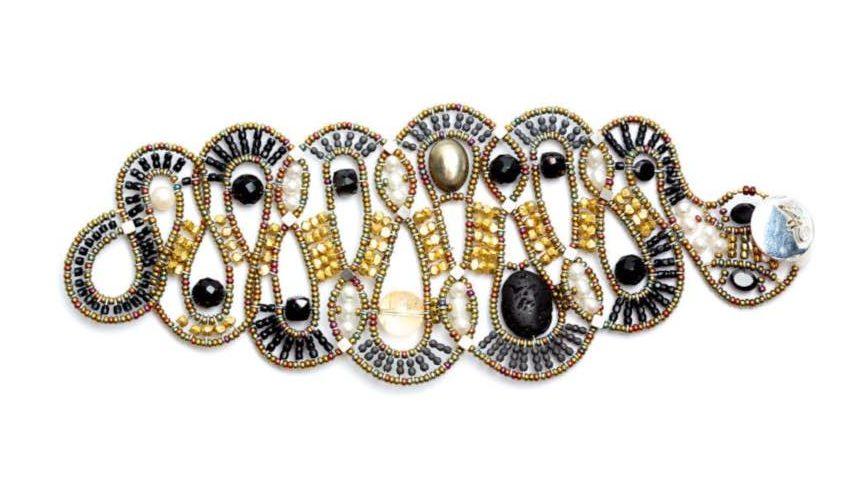 ziio-jewels-Bracelet-MAMBA-black