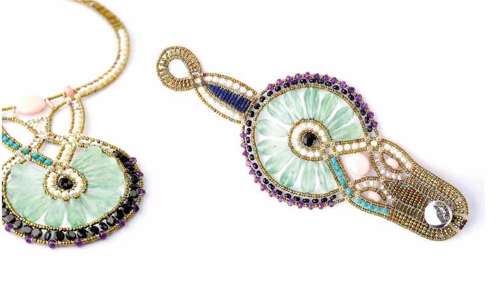 Damigella Jewels Collection-Parure Damigella-Ziio