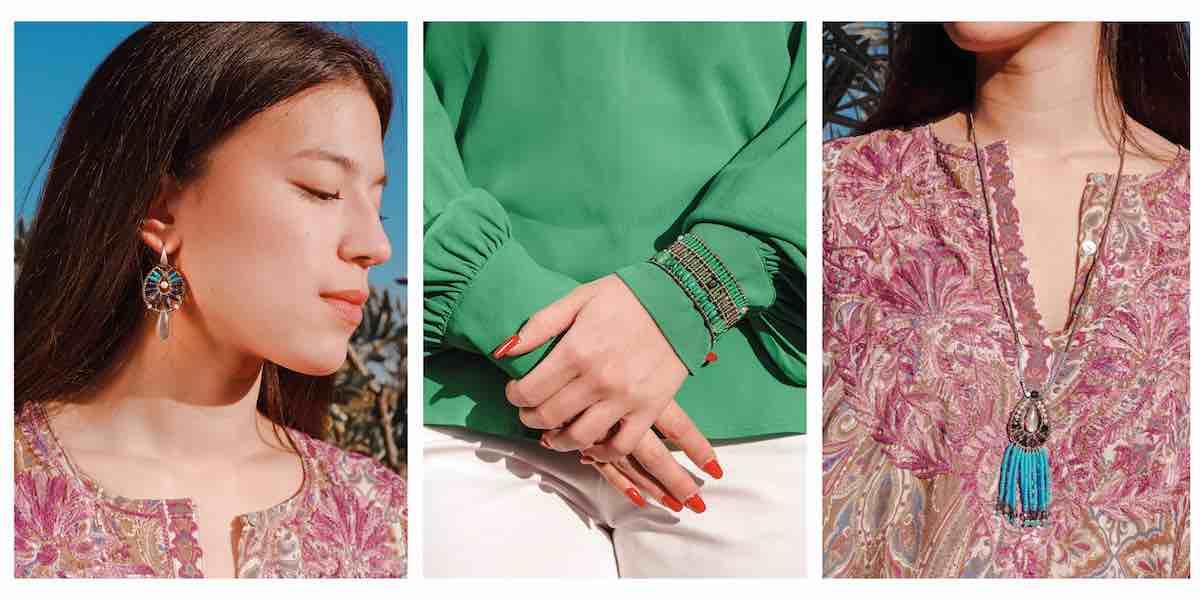 FENICE Jewels collection- Earrings bracelet-Ziio Jewels