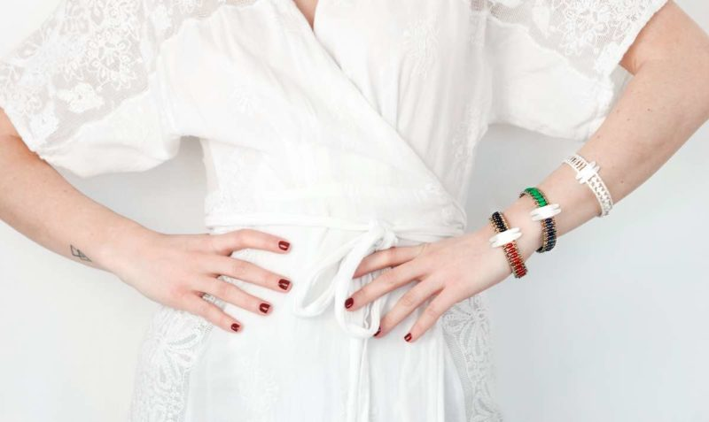 Tethis Jewels Collection-Bracelet-SIL Tethis -Ziio Jewels