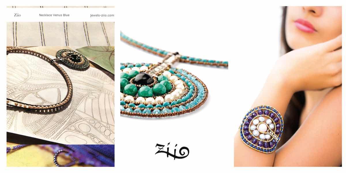 VENUS Jewels Collection - Ziio Jewels