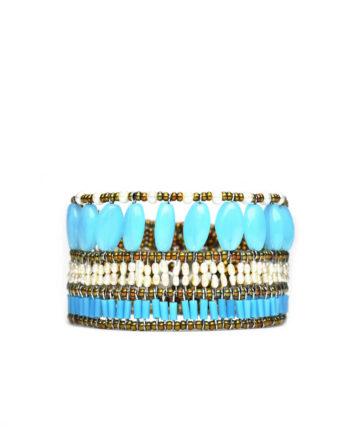 Bracciale Blu Note Coloratissimo - Ziio Jewels