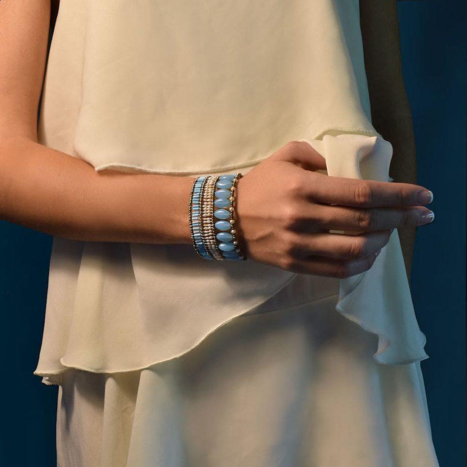 Bracelet Blu Note Coloratissimo - Ziio-Jewels