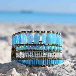 Bracelet Blue Note Liberty -Ziio-Jewels