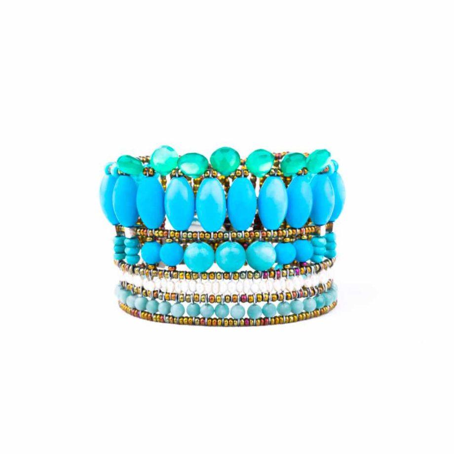 Bracelet MING BLU - Ziio Jewels