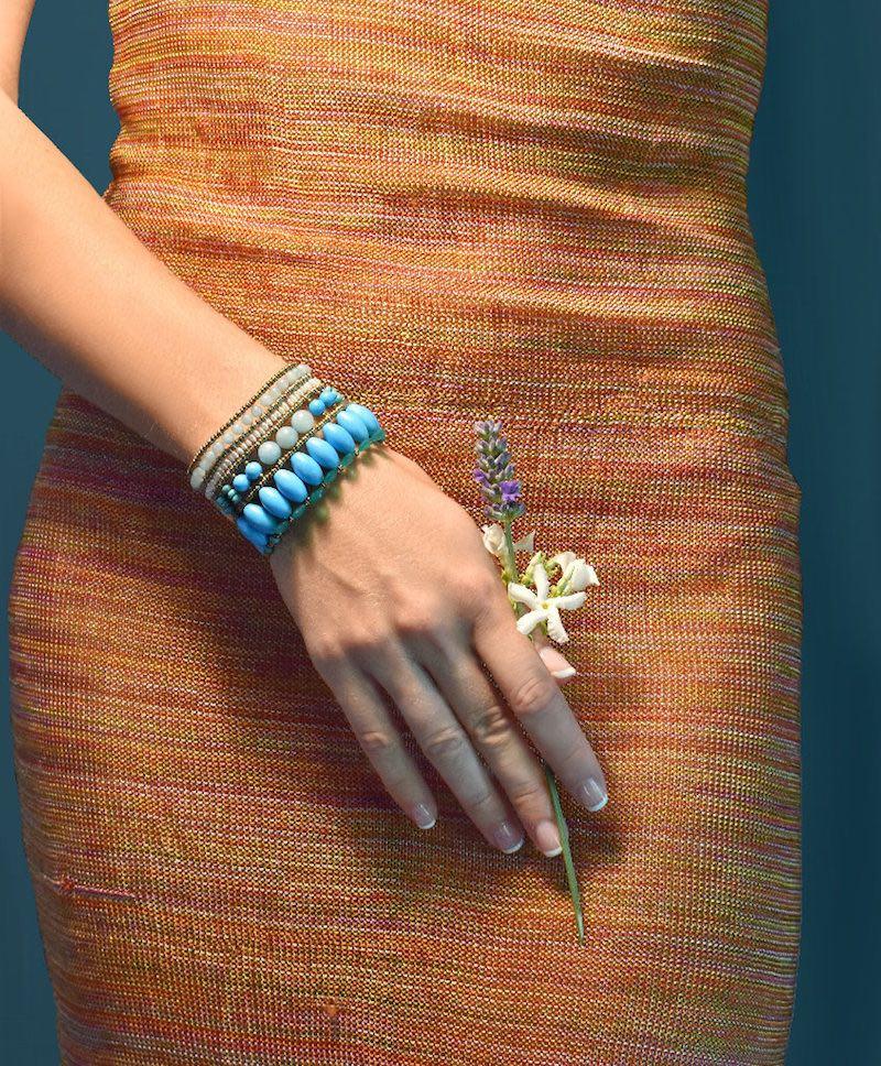 Bracelet MING BLU- Ziio Jewels