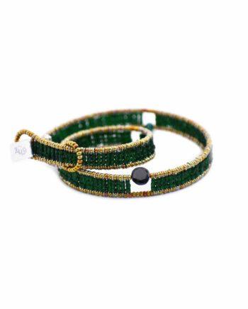 Bracelet Boa Goiaba Green