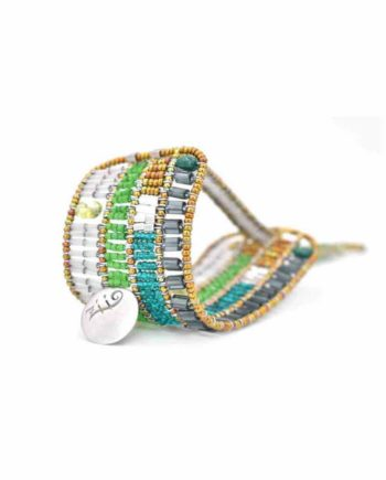 Bracelet Evolution Liberty Green Ziio Jewels