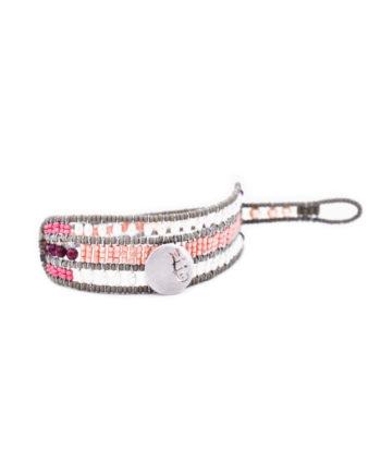 Bracelet Evolution Pastel Pink Bracelet Evolution Pastel Yellow Ziio Jewels