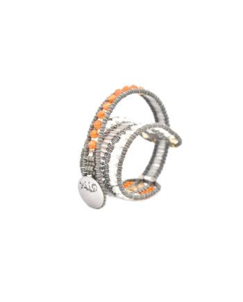 Bracelet Evolution Pastel Yellow Ziio Jewels