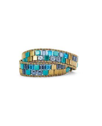 Bracelet Boa Pixy Blu Ziio Jewels