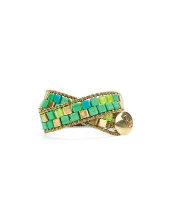 ziio-jewels-bracelet-boa-pixy-green-side