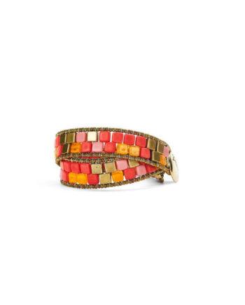ziio-jewels-bracelet-boa-pixy-orange-c