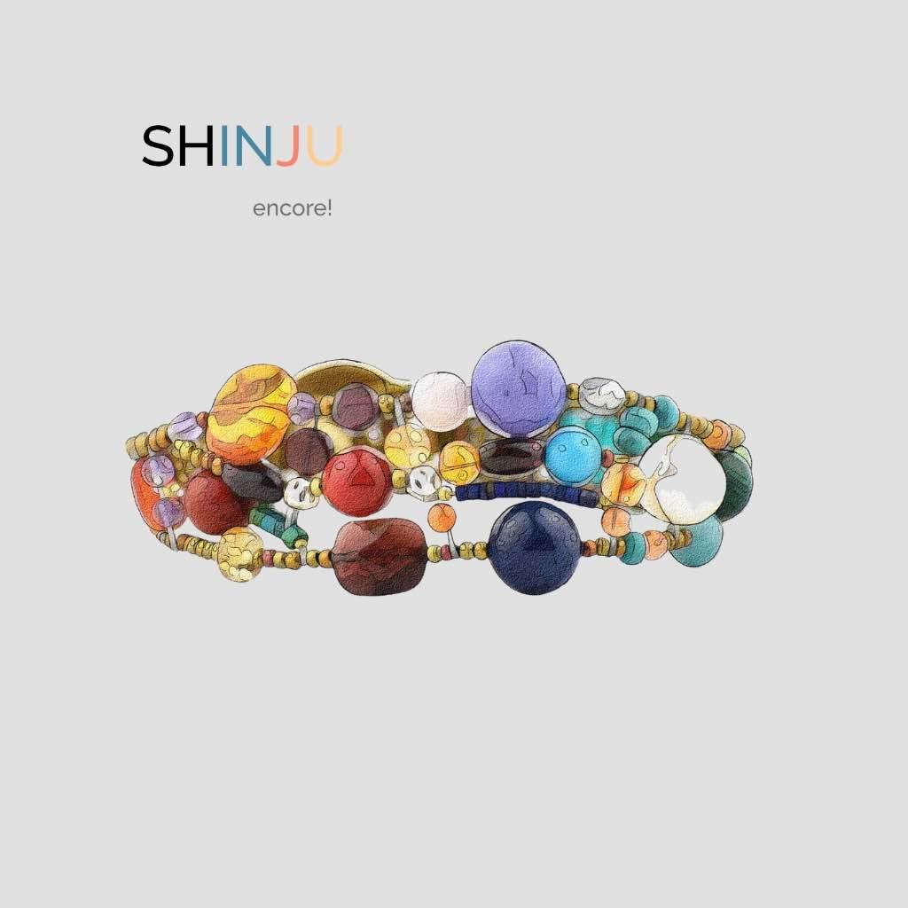Shinju encore New colors Bracelet Shinju Multi - Design - Ziio Jewels
