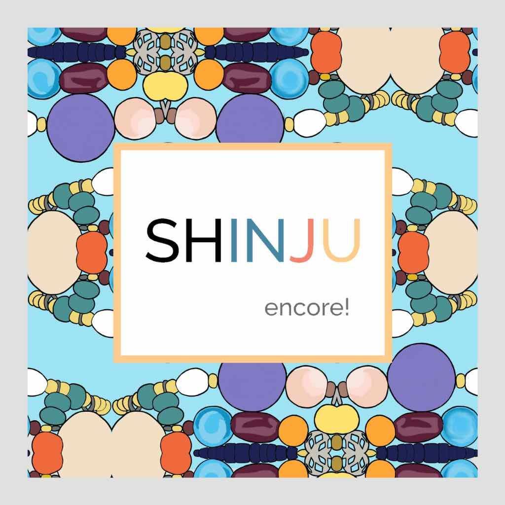 Shinju encore New colors Ziio Jewels